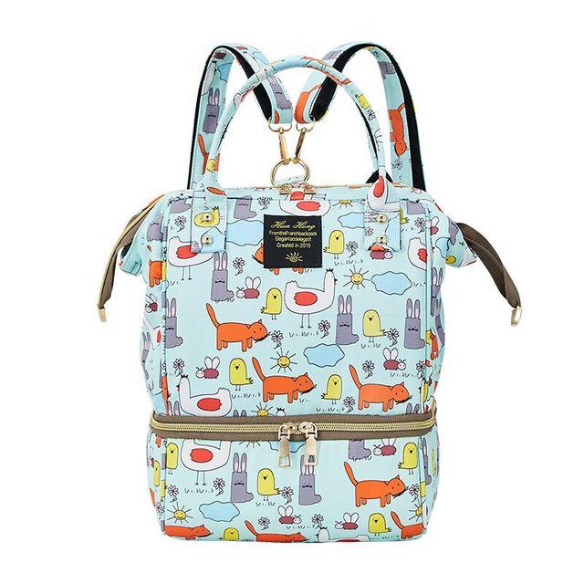 حقيبة حفاضات للأمهات حقيبة الأمومة للطفل الاشياء الصغيرة السفر حفاضات الطفل تغيير ظهره لأمي yoya عربة منظم حقيبة الطفل 1