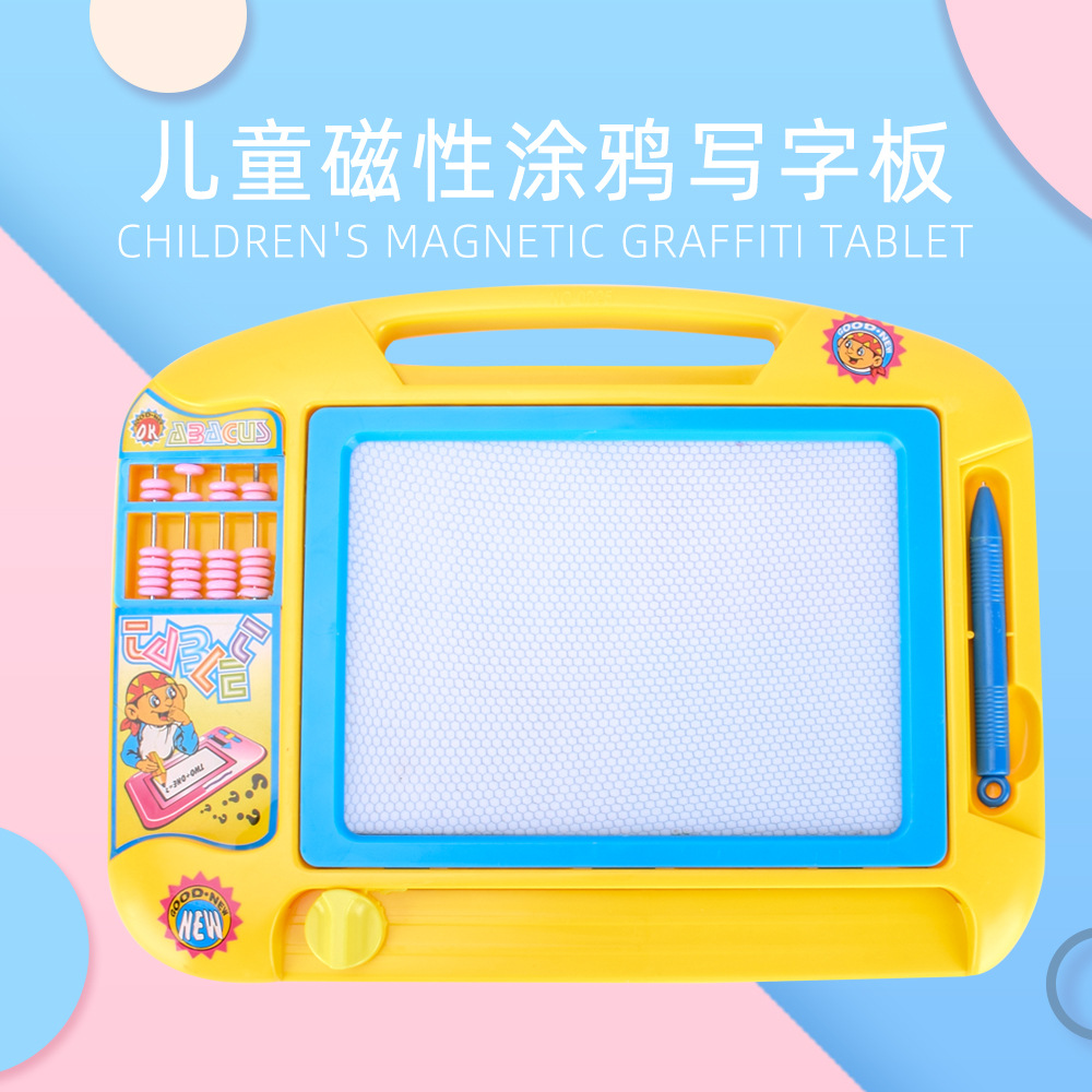 Children Magnetic Drawing Board WordPad Doodle Board Children'S Educational Color Painted Writing Board Drawing Board