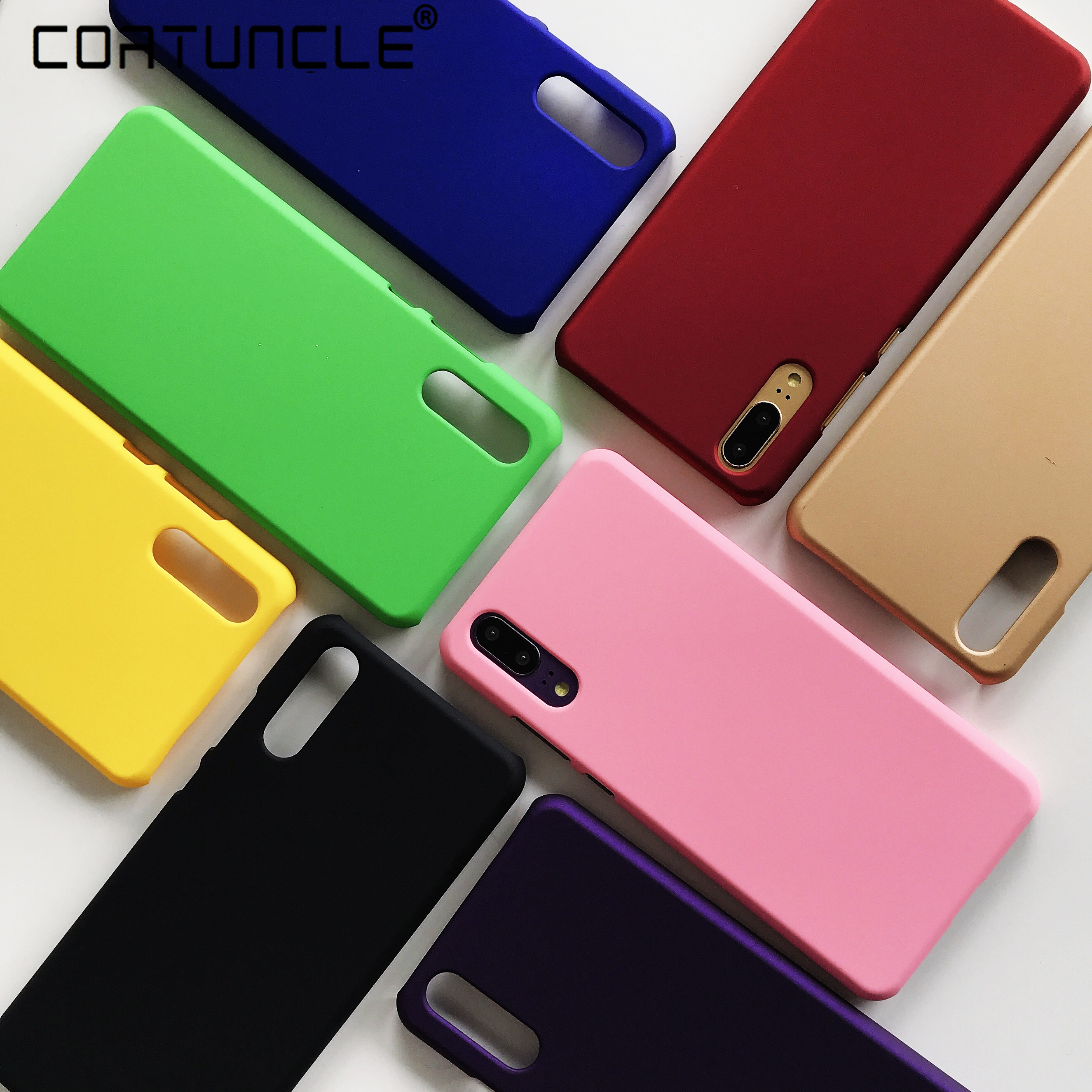 <font><b>Y6</b></font> <font><b>2019</b></font> Phone Case For <font><b>Fundas</b></font> <font><b>Huawei</b></font> <font><b>Y6</b></font> <font><b>2019</b></font> Case Hard plastic PC Matte Back Cover For Coque <font><b>Huawei</b></font> Honor 8A JAT-L41 Case Cover image
