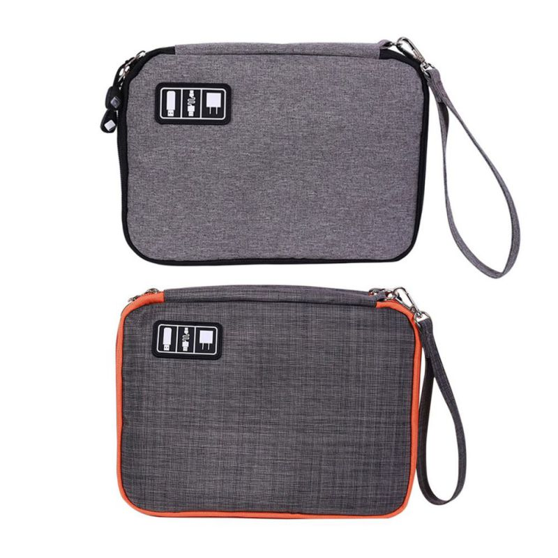 Universal Cable Organizer Travel Houseware Small Electronics Accessories Cases Earphone Headset Phone Digital Storage Bag