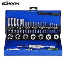Die-Set Screw-Thread Wrench Tap Cutting-Tap Making-Tool HSS M3-M12 32pcs Engineer-Kit