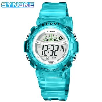 Детские цифровые часы SYNOKE 1