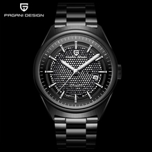 PAGANI 2019 Men's Watches Automatic Machinery Watch Men Business Mens Wristwatch Waterproof Stainless steel Watch Montre Homme цена