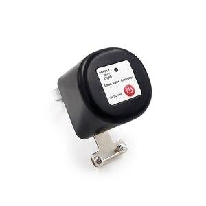 "Image 3 - 3/4 ""Tuya אמזון Alexa גוגל עוזר אלחוטי בקרת מניפולטור DN20 גז מים WiFi שסתום חכם חיים לכבות בקר"