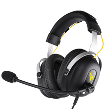Gaming Headphone Headset Earphones USB with Mic Microphone PC Bass Stereo Laptop