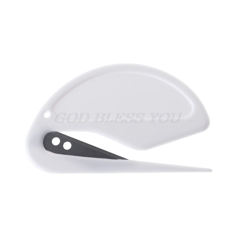 Plastic Paper Cutter Mail Envelope Letter Opener Office Equipment Safety Cutter School Supplies