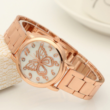 Fashion Casual Ladies Women Watch Gold Silver Alloy Strap Clock Quartz Wristwatch Female Watches reloj mujer relogio feminino