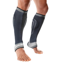 1 Shin Guard Leg Sports Basketball Leggings Running Compression Calf Guard Football Warmers Sleeves Climbing Soccer Long Socks