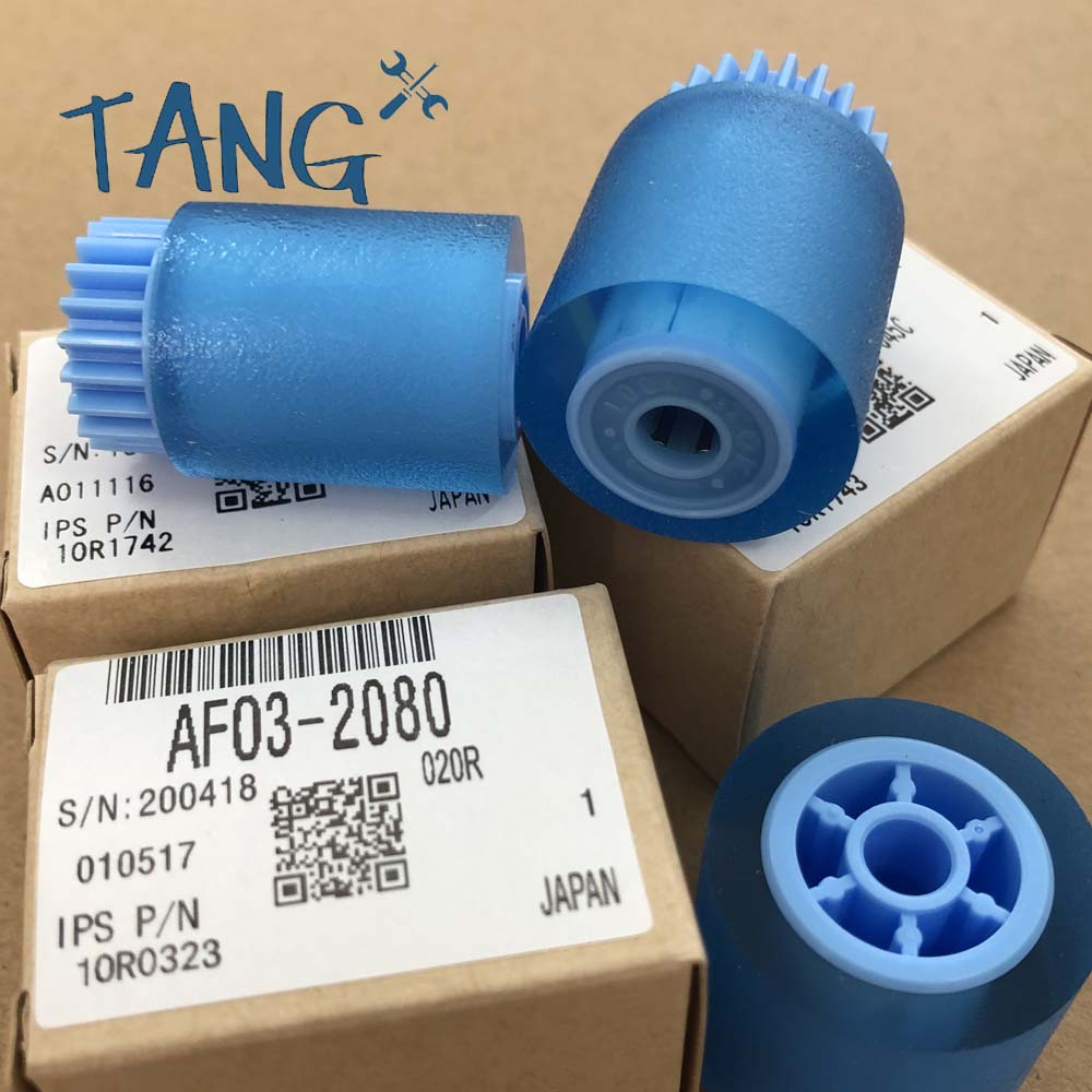 3sets OEM AF032080 AF030081 AF031082 for <font><b>Ricoh</b></font> <font><b>Aficio</b></font> <font><b>1075</b></font> 2075 8000 7500 6001 9001 Pickup Roller Set image