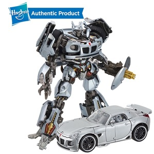 Hasbro Transformers Autobots Masterpiece Movie Series Jazz MPM-9 OFFICIAL Hasbro and Takara Tomy Collector Figure(China)