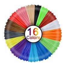 5m 3d Pen Special 1.75mm Pla Filament 3d Printing Material 3d Printer 16color Refills Modeling Stereoscopic No Pollution #3