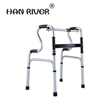 The old man to help line device/aluminum alloy help step, four feet walking stick for the disabled/stroke rehabilitation pulley
