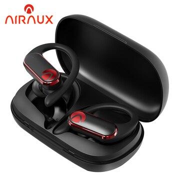 BlitzWolf AIRAUX UM3 TWS Sport bluetooth Headphones Wireless Smart Touch HD Calls Waterproof HiFi Stereo bluetooth Earphone 1