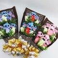 Kawaii Stich Plüsch Spielzeug kuscheltiere Anime Weiche Stofftier Puppen Stich Plüsch bouquet geschenk box Valentinstag Geburtstag Geschenke