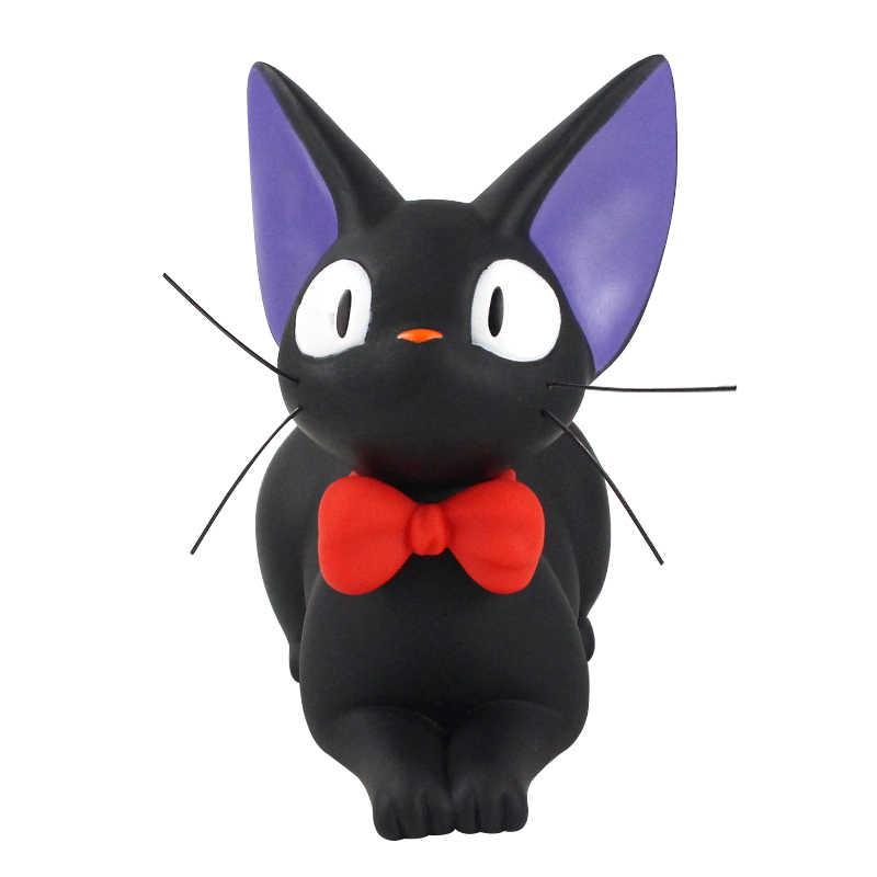 20cm usługa dostawy Kiki skarbonka JiJi Cat figurka zabawka model postaci z anime lalka na prezent dla dziecka