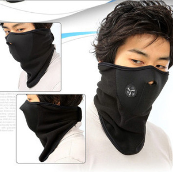 Ski Mask Motorcycle Head Band Warm Face Mask Care Face Mask For Driving E-BIKE Cycling Mask Windproof