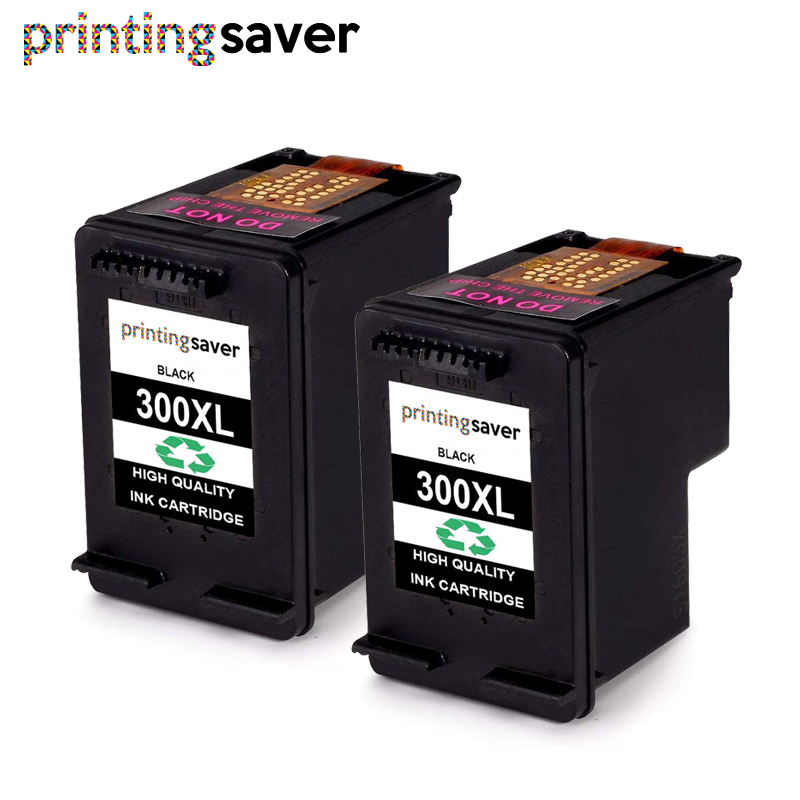 300XL Refilled Ink Cartridge Replacement For Hp300 Hp 300 Xl Ink Cartridge Deskjet D1660 D2560 D2660 D5560 F2420 Printer