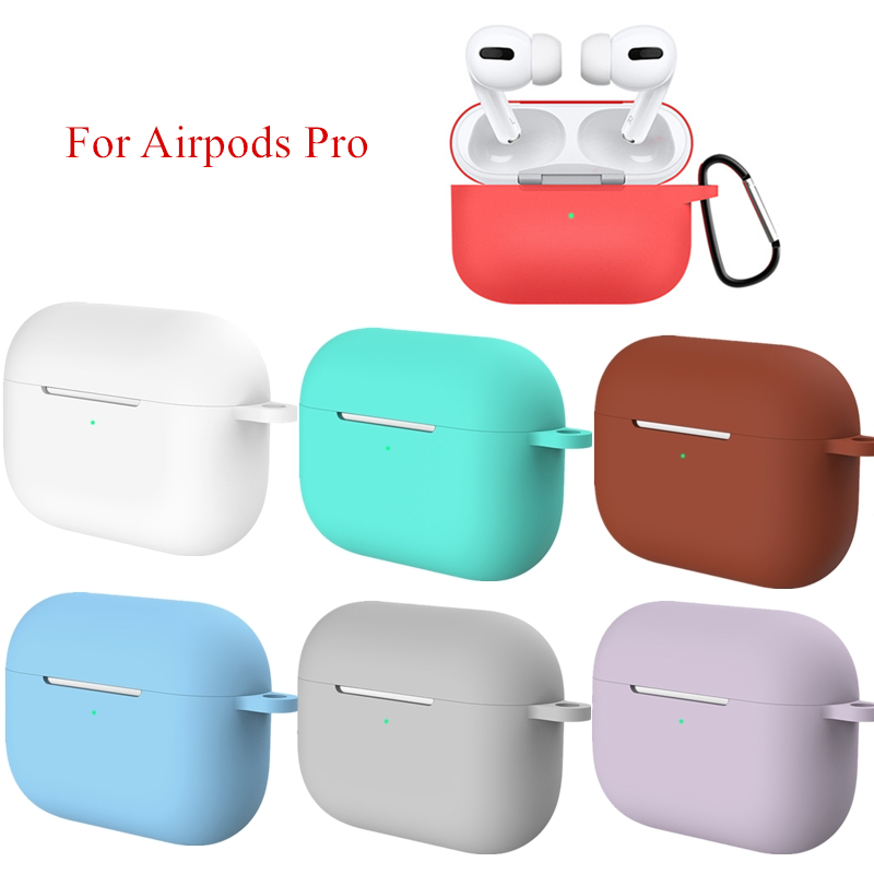 For Airpods Pro 3 Case Silicone Cover Case  Wireless Bluetooth Case For Airpod 3 Case For Air Pods Pro Earphone Accessories
