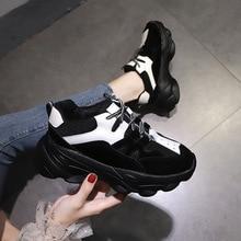 Women Vulcanized Shoes Summer Tape Sneak