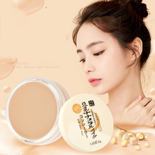 ZHENDUO 3 colors optional concealer foundation cream  makeup oil control cover make-up face