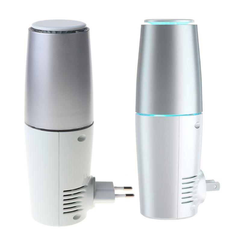 Portable UV-C Air Purifier Sanitizer Eliminate Sanitize Airborne Germs Odor Cleaner for Bedroom