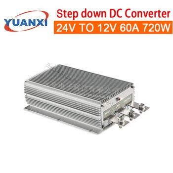 цена на 720W Step down DC converter 24V TO 12V 60A 720W dc dc converter