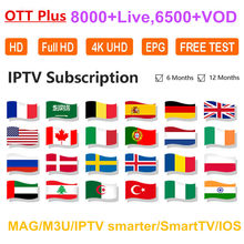 IPTV France Italy Spain Portugal Germany Subscription UK Canada French Sweden Netherlands Adult XXX IPTV for SmartTV Android IOS(China)