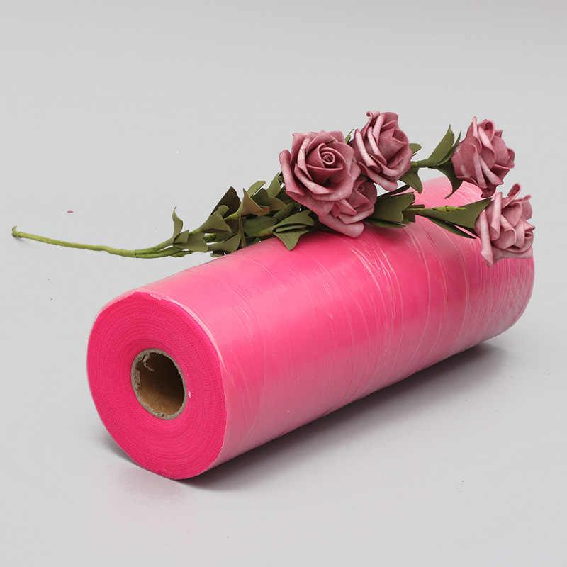 Trắng Voan Cuộn Ống Tutu 30Cm 100 Yard Tự Làm Bàn Váy Sinh Nhật Cho Tiệc Cưới Voan Đàn Organ CuộN Lễ Hội nguồn Cung Cấp