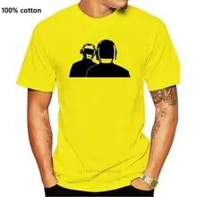 T-Shirt Daft Punk 100/% Coton PREMIUM