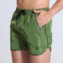 2020 NEW Men's Running Shorts Mens 2 in 1 Sports Shorts Male double-deck Quick Drying Sports men Shorts Jogging Gym Shorts