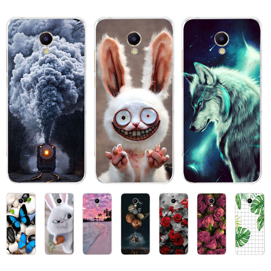 For <font><b>Meizu</b></font> M5 M3 Note Case <font><b>Cover</b></font> Soft TPU Capas <font><b>Back</b></font> <font><b>Cover</b></font> For <font><b>Meizu</b></font> M3 <font><b>M3S</b></font> M5 note Phone Case Silicone Bumper Fundas image