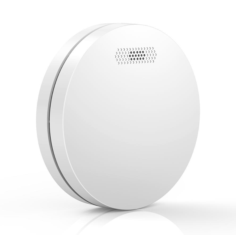 Ультратонкий автономный датчик дыма, Домашняя безопасность, фотоэлектрический Rauchmelder, пожарная сигнализация с одобрением CE