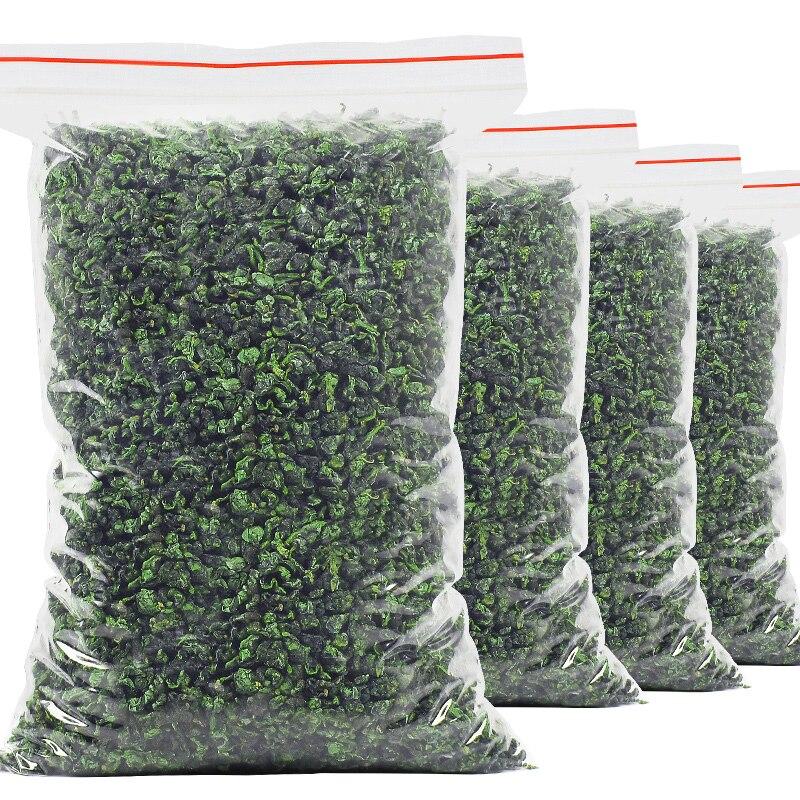 2019 té de China Anxi Tiekuanyin, Té fresco 1275 orgánico Oolong para la pérdida de peso, té, cuidado de la salud, belleza, comida verde