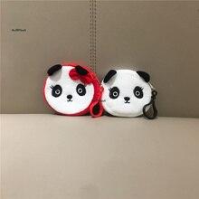 Plush Purse Small Mini Children' Panda 8cm