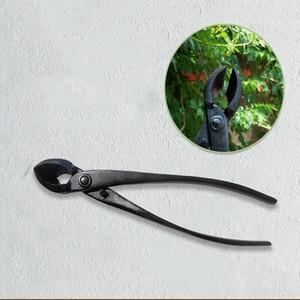 Image 5 - Juego de Herramientas para podar bonsái, cortacésped extensible para jardín, Kit de tijeras acero al carbono con funda de nailon para herramientas de podar de jardín y casa