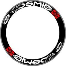 Для 45/50/55/60 мм диски из углеродного сплава наклейки на колеса велосипедный дорожный цикл наклейки на раму велосипеда на 2 колеса