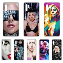 Lady Gaga Jo Calderone coque Transparent Telefon Fall Für HUAWEI nove 5t p 8 9 10 p20 P30 p40 P pro Smart 2017 2019 Z lite(China)