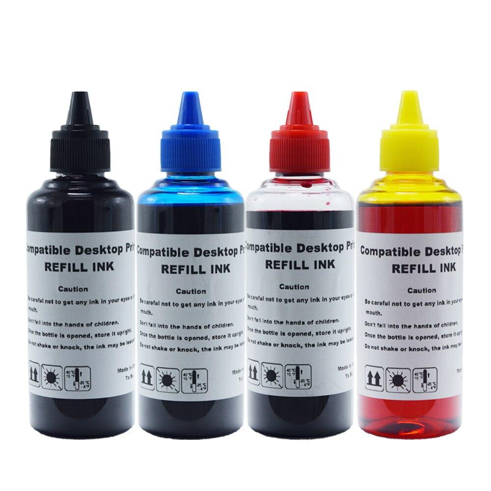 Универсальный высокое качество 4 Цвет чернилами для Epson, для Epson премиум чернилами, общие forEpson чернил принтера все модели