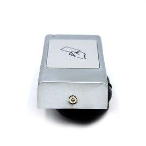 Image 5 - S6 BT بلوتوث قارئ بطاقات التحكم في الوصول نظام مستقل أمن الوطن مقاوم للماء الذكية Home125KHZ معرف 13.56MHZ IC