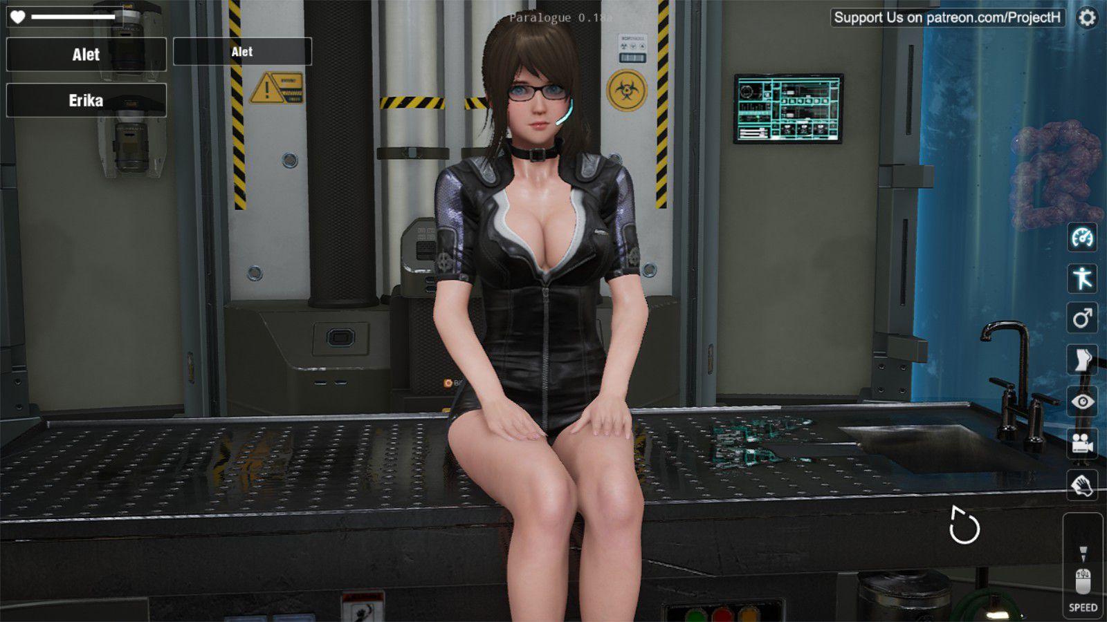 【3D互动/全动态】堕落玩偶 女2号:爱O行动 V0.22 破解版【大更新/新服装/场景/8G】
