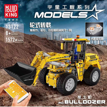 Technic Series Compatible with Lepining 42030 L350F Wheel Loader RC Car Model Educational Building Blocks Bricks Kid Toys Gifts
