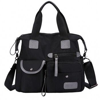 WENYUJH, bolsas de viaje de lona, mochila de alta capacidad, bolsas de lona, bolsas de transporte, viaje, noche, equipaje de mano salvaje, Dropshipping