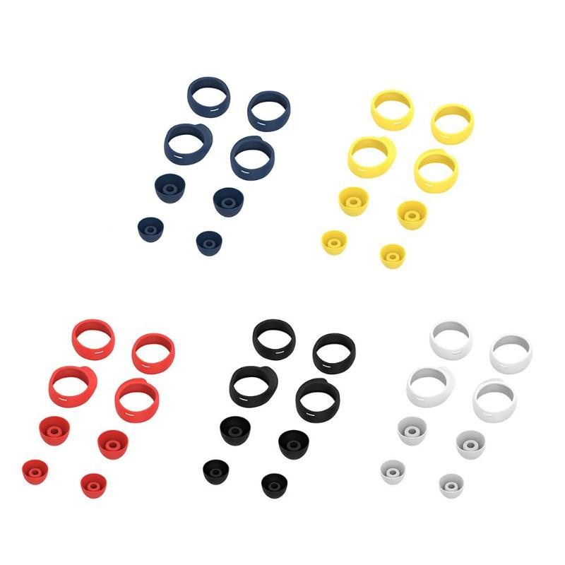 Wireless Earbuds Skin Silicone Cover Case for Samsung Galaxy Buds 2019 Earphone