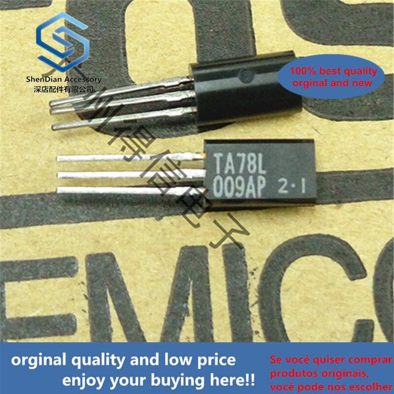10pcs 100% Orginal New TA78L009 78L009  9V0.8W TO-92L  Real Photo