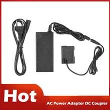 Do sprzedaży detalicznej EP 5A zasilanie prądem zmiennym Adapter DC łącznik ładowarka do kamery wymienić na EN EL14/do Nikon D5100 D5200 D5300 D5500 D5600 D3100 D320