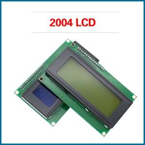 S ROBOT LCD 2004 LCD I2C синий/зеленый экран HD44780 персонаж LCD/w IIC/I2C серийный интерфейс адаптер модуль для arduino RPI121