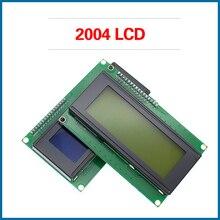 Робот с ЖК-2004 с I2C синий/зеленый экран HD44780-символьный /б мск/I2C последовательный интерфейс адаптер модуль для Arduino RPI121