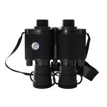 New 5x50 HD binocular night vision CR123 instrument green image  infrared night vision instrument special for hunting and patrol