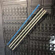10 ชิ้น/ล็อตสำหรับKonka 32 นิ้วใช้LED32F2200CE LCD Backlight Bar35016310 35016385 อลูมิเนียม 37020575 1Pcs = 36led 358 มม.100% ใหม่