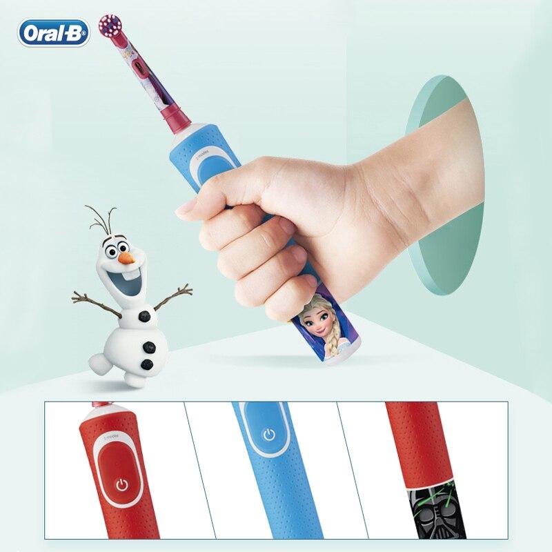 oral b criancas escova de dentes eletrica 04